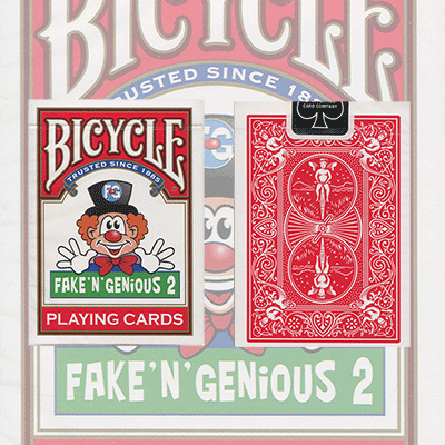 Bicycle Fake 'n' genious 2 kaarten