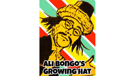 Ali Bongo's Growing Hat by David Charles and Alan Wong
