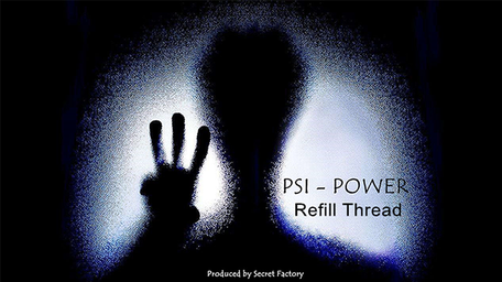 PSI POWER refill by Secret Factory