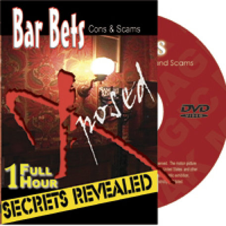 Bar Bets & Scams DVD