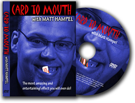 Card to mouth DVD