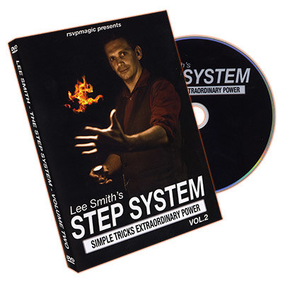 The Step System Vol.2 dvd