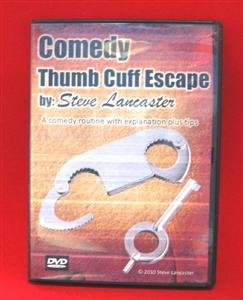 Comedy Thumb Cuff Escape DVD