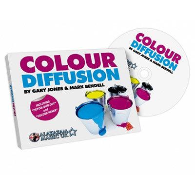 Color Diffusion
