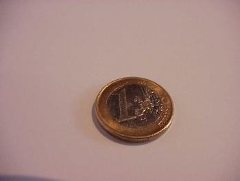 Expanded Shell 1 euro