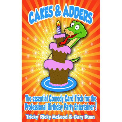AANBIEDING: Cakes and Adders (Poker size)
