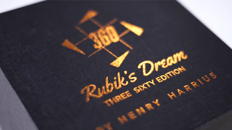 Rubik's Dream - Three Sixty Edition Henry Harrius