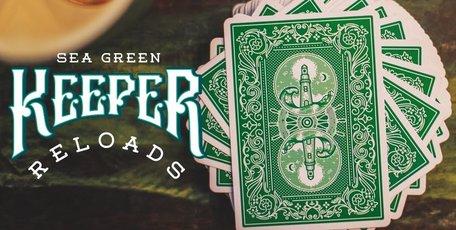 Green Keepers reload speelkaarten