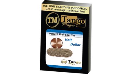Perfect Shell Coin Set Half Dollar