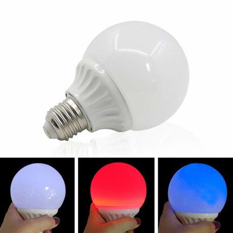 Multicolor bulb trick