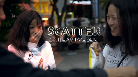 Scatter by Zihu