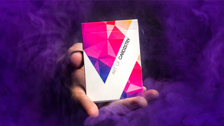 Art of Cardistry Playing Cards - Purple Edition