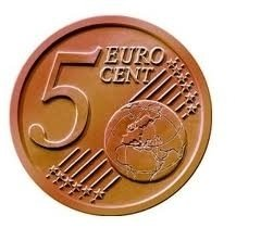 Expanded Shell 5 eurocent