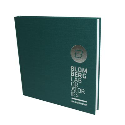 Blomberg Laboratories (boek) by Andi Gladwin and Vanishing Inc.