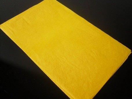 Flash paper geel