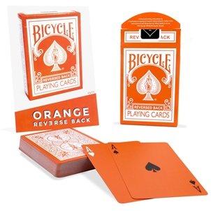Bicycle reversed oranje