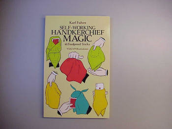 Self working Handkerchief magic