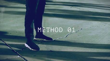 Method 01 by Calen Morelli (WAJTTTT presents)