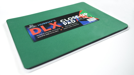 Deluxe Close-Up Pad 28x40 groen