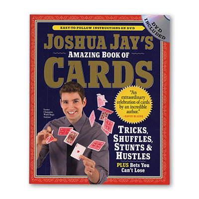 Amazing book of cards Joshua Jay