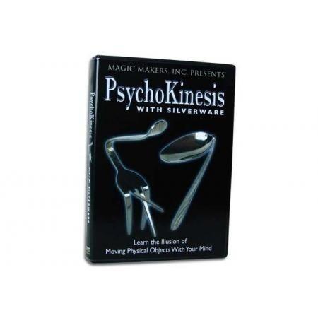 PsychoKinesis Silverware DVD