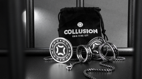 Collusion Complete Set LARGE by Mechanic Industries