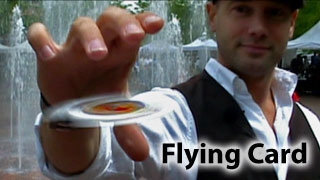 Hummer UFO flying card