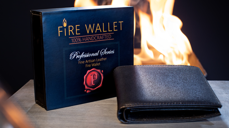 The Professional's Fire Wallet by Murphy's Magic Supplies