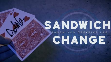 Sandwich Change by SansMinds Creative Labs