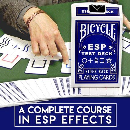 Bicycle ESP test deck