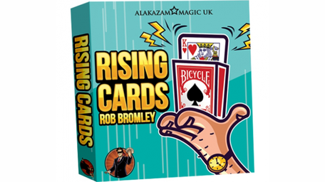 Alakazam Magic Presents The Rising Cards by Rob Bromley