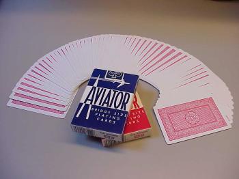 Aviator Poker Blauw