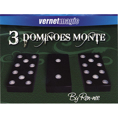 3 Dominoes Monte by Vernet