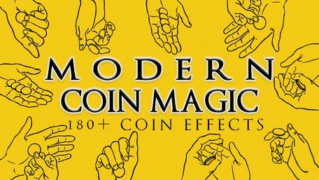 Download: Modern Coin Magic - 180 Coin Effects