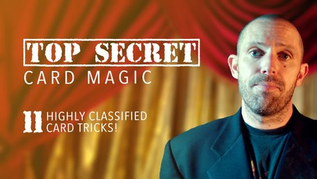 Download: Top Secret Card Magic with Kris Nevling