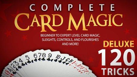 Download: Complete card magic 120 kaarttrucs