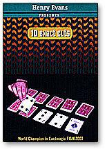 10 Exact cuts - Henry Evans