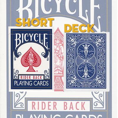 Bicycle short deck blauw