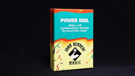 POWER REEL by John Kennedy Magic