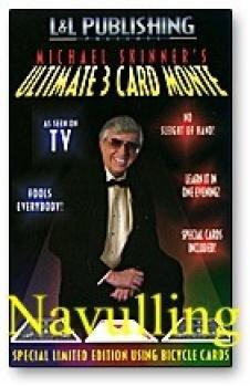Refill 3 card monte