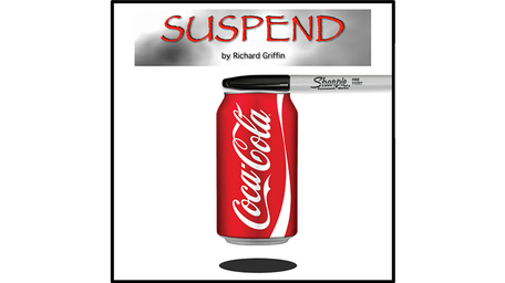 SUSPEND by Richard Griffin