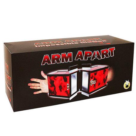 Arm Apart illusie