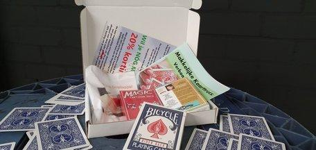 Kaartpakket: De coolste kaarttrucs