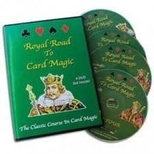 Royal road to cardmagic DVD set