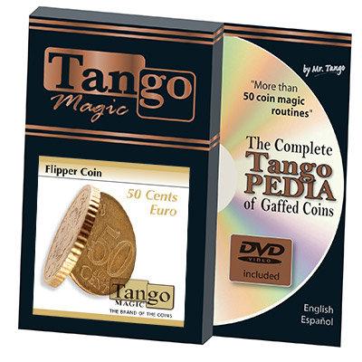 Flippercoin 50 cent - Tango