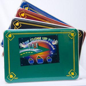 VDF Close up mat Blauw kaartsymbool