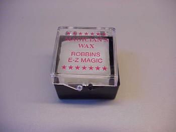Magician wax