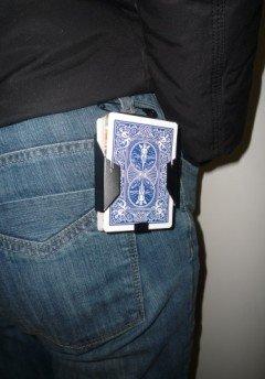 Card dropper