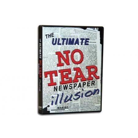 Ultimate no tear newspaper DVD
