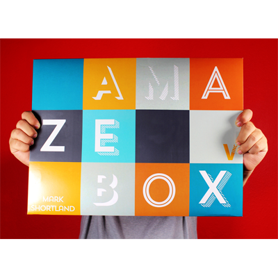 Amazebox - Mark Shortland Vanishing Inc